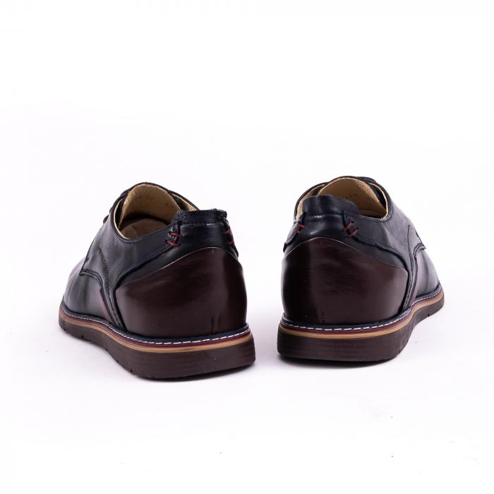 Pantof casual 191523 bleumarin 6