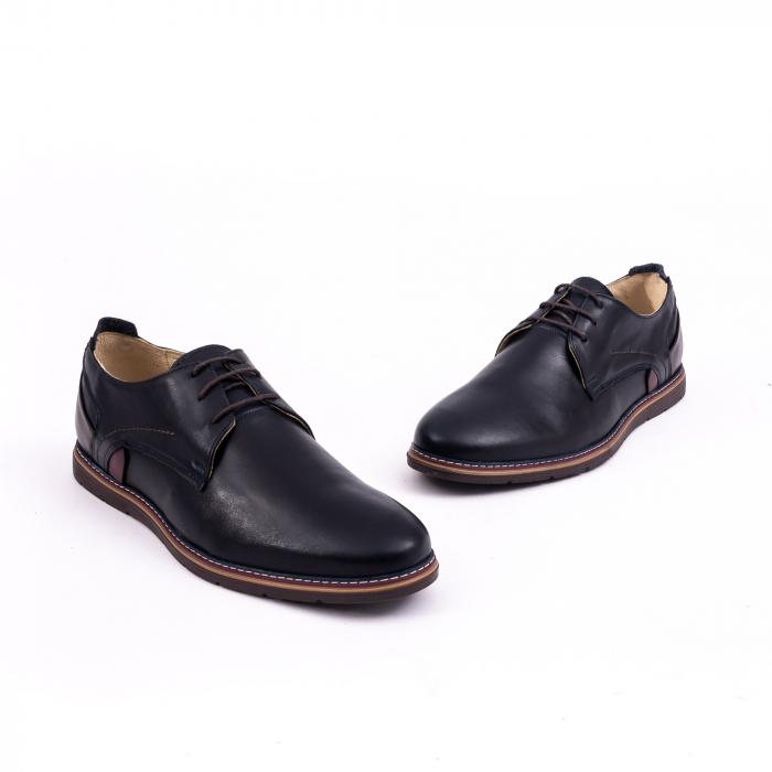 Pantof casual 191523 bleumarin 1