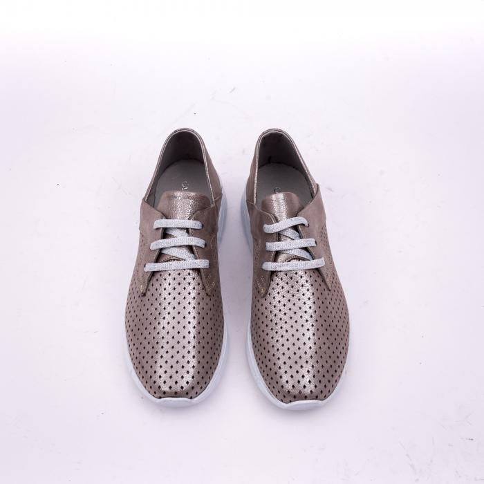 Pantof casual 191647 vizon 5