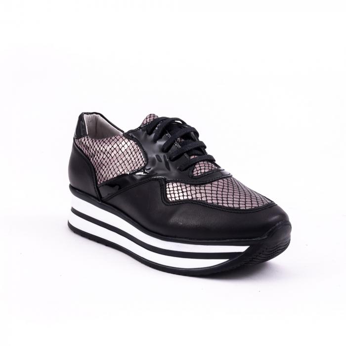 Pantof casual 191649 negru