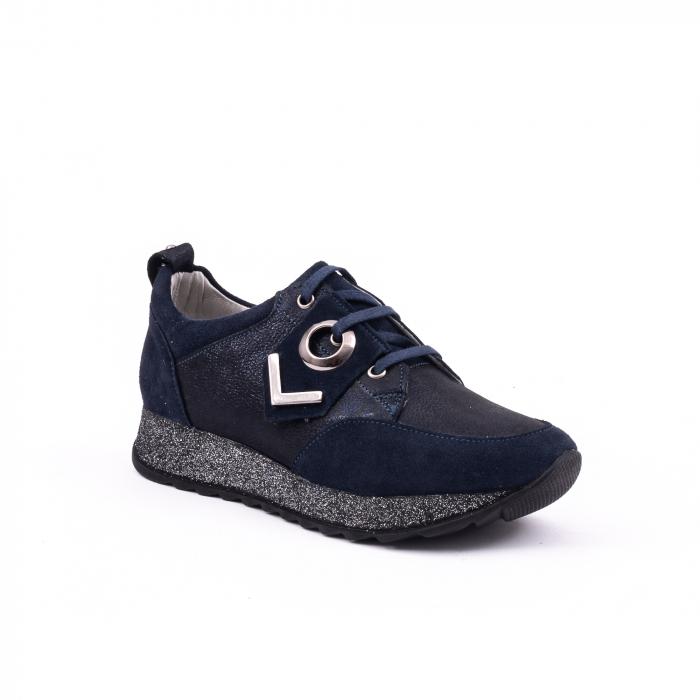 Pantof casual 191651 bleumarin 0