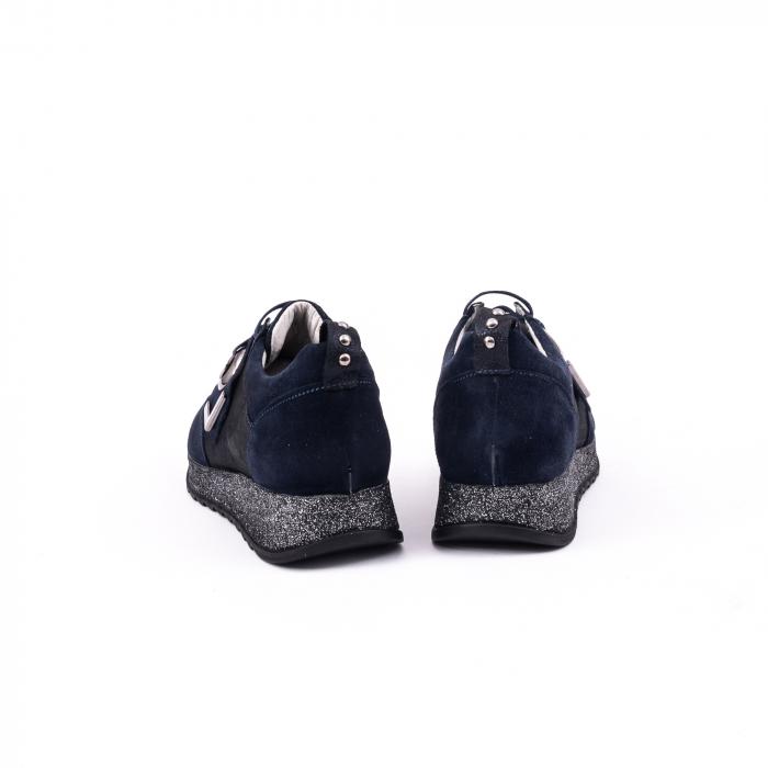 Pantof casual 191651 bleumarin 6