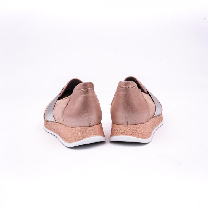 Pantof casual Catali 191652 pudra 6