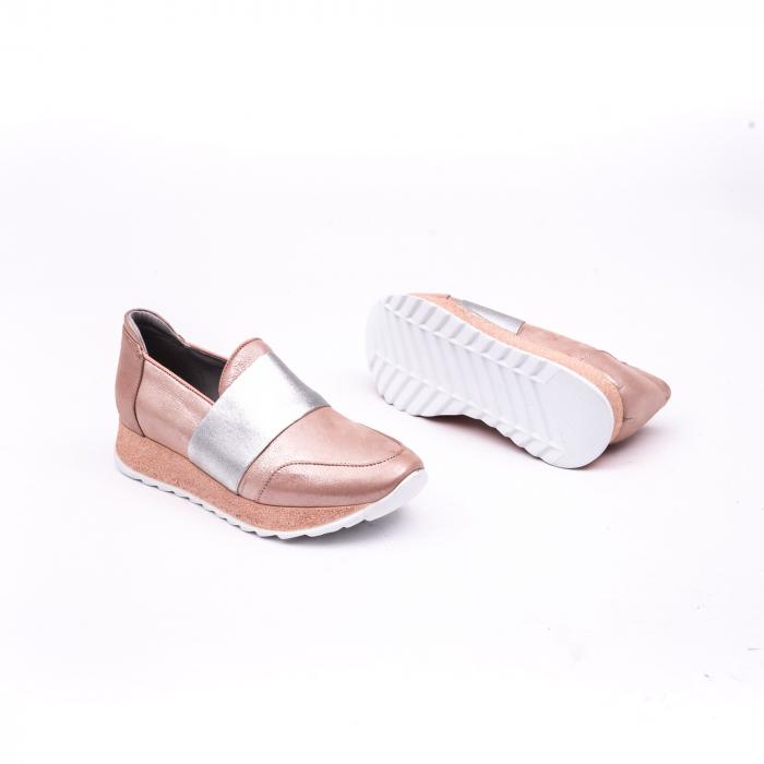 Pantof casual Catali 191652 pudra 2