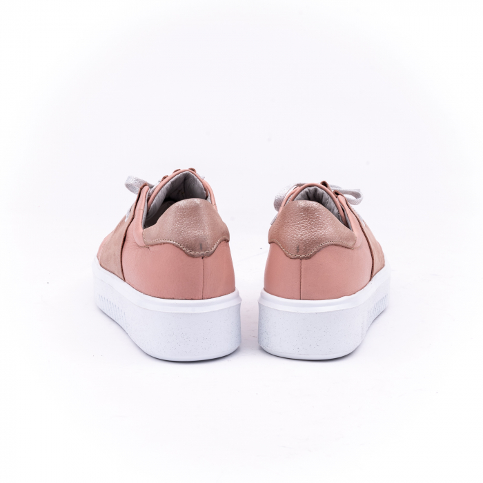 Pantof casual Catali 191654 pudra 6
