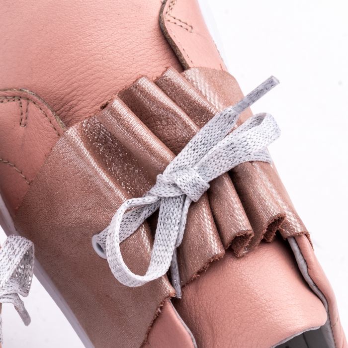 Pantof casual Catali 191654 pudra 2