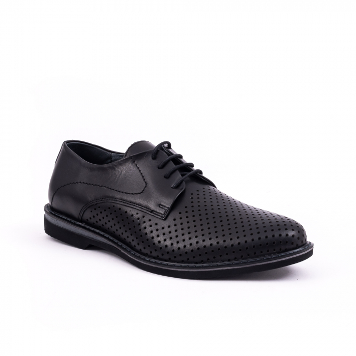 Pantof casual barbat 181591 negru 0