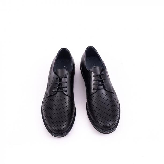 Pantof casual barbat 181591 negru 5