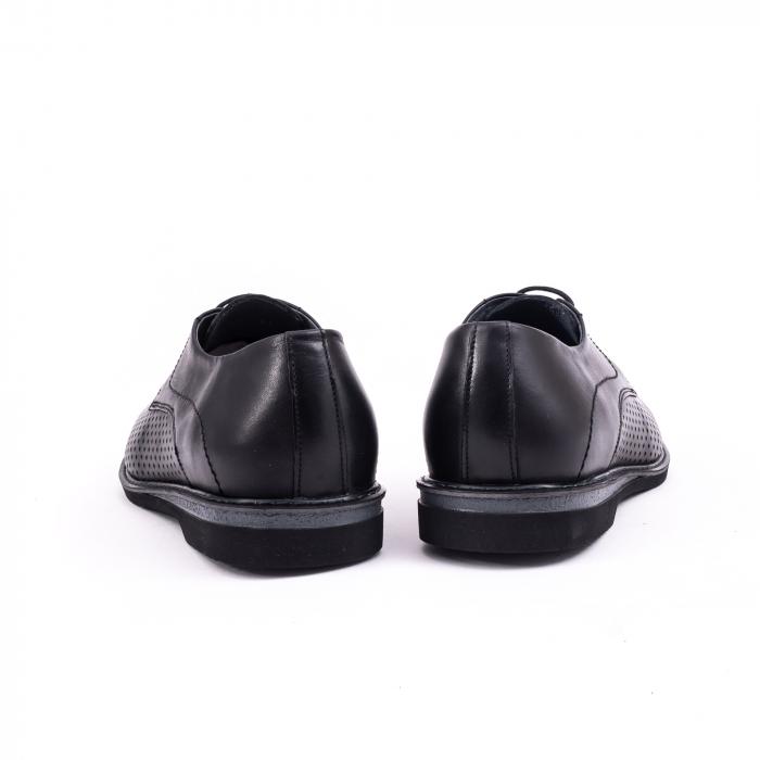 Pantof casual barbat 181591 negru 6
