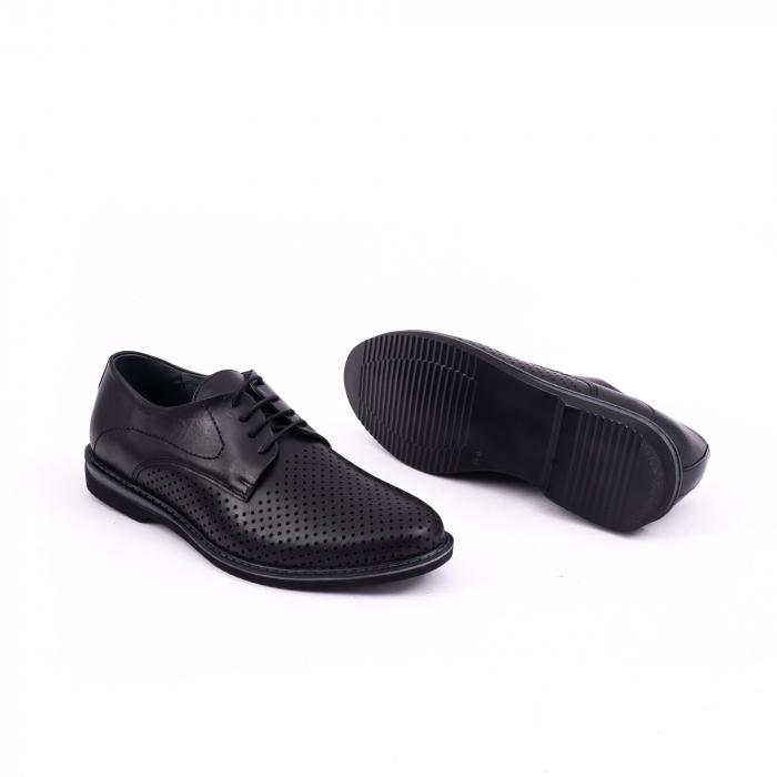 Pantof casual barbat 181591 negru 2