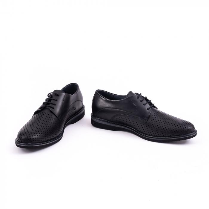 Pantof casual barbat 181591 negru 4