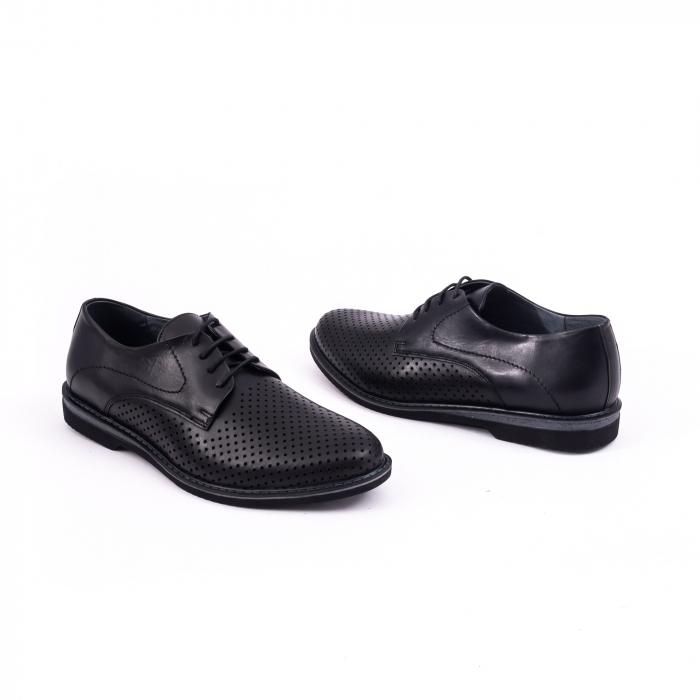 Pantof casual barbat 181591 negru 3