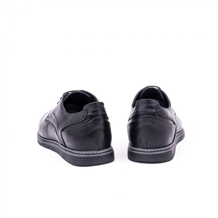 Pantof casual barbat 191523 negru