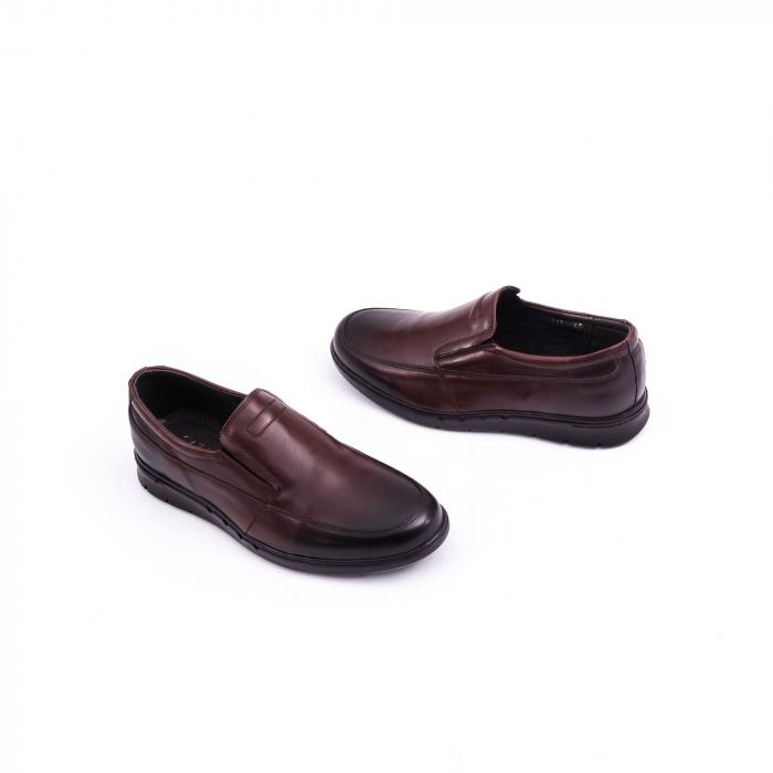 Pantof casual barbat 191525CR maro 1