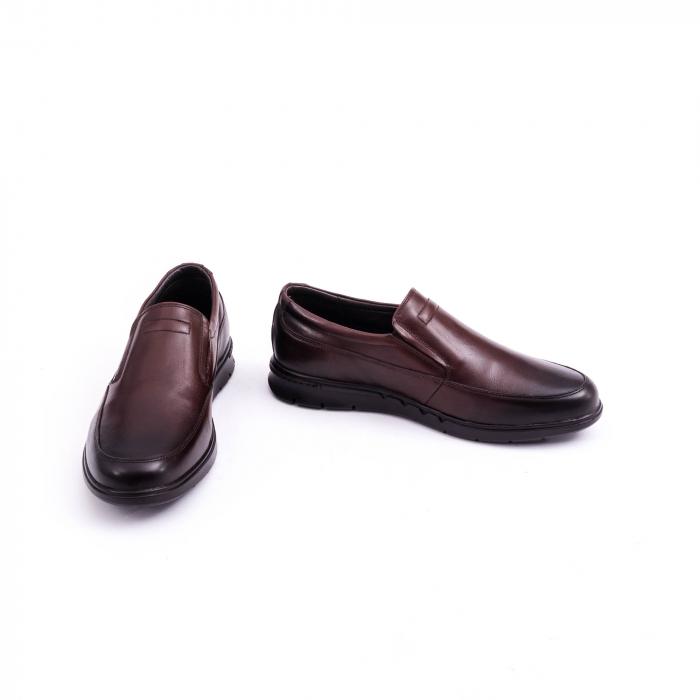 Pantof casual barbat 191525CR maro 4