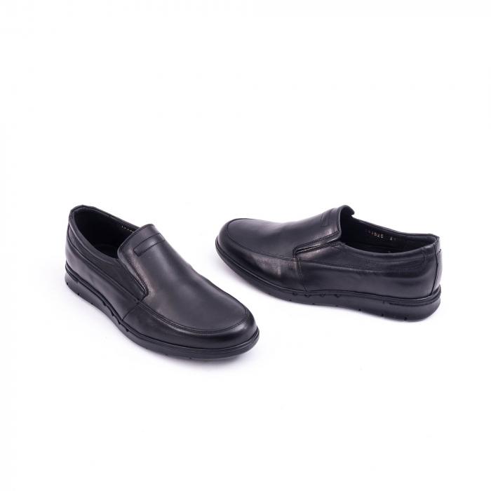 Pantof casual barbat 191525CR negru