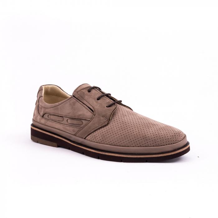 Pantof casual barbat 191536 vizon