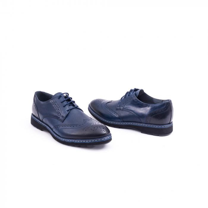 pantof casual barbat model Oxford 1