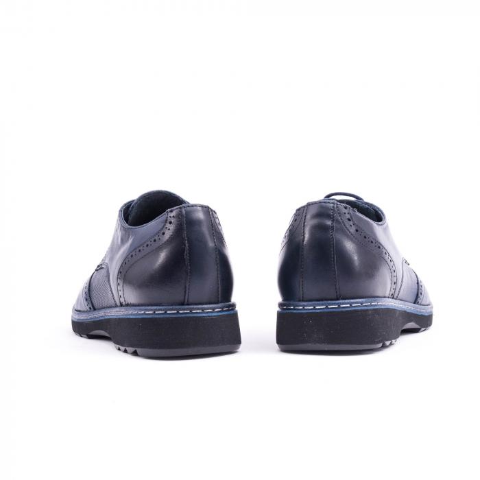 pantof casual barbat model Oxford 6