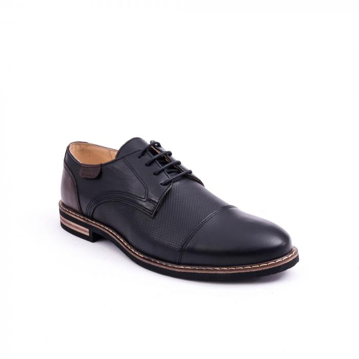 Pantof casual barbat CataliShoes 181594CR negru