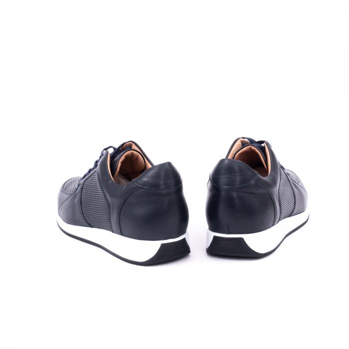 Pantof casual barbat LFX 519 bleumarin 6