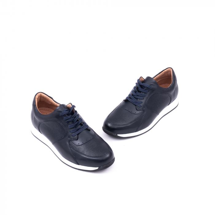 Pantof casual barbat LFX 519 bleumarin 1