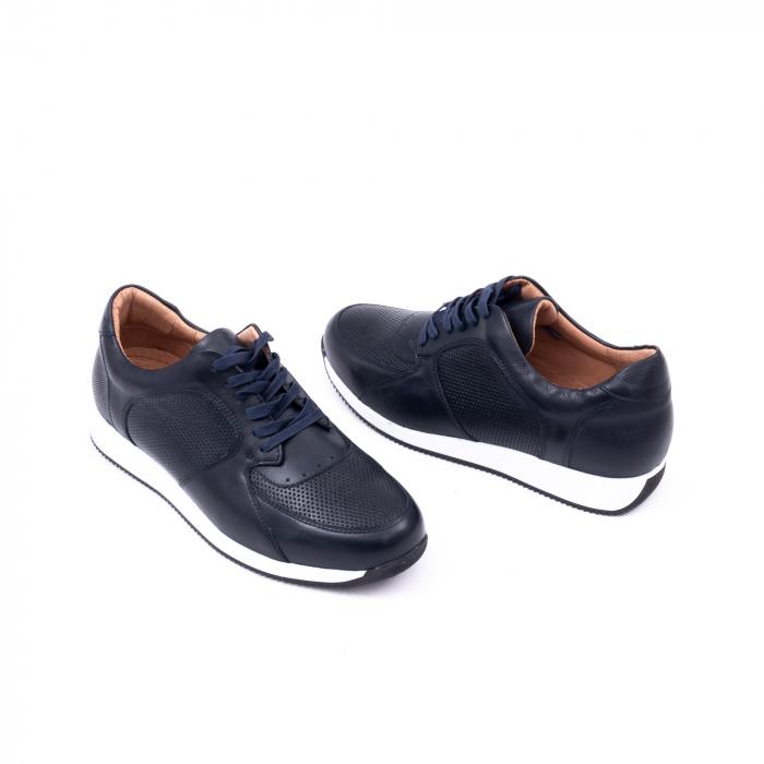 Pantof casual barbat LFX 519 bleumarin 2