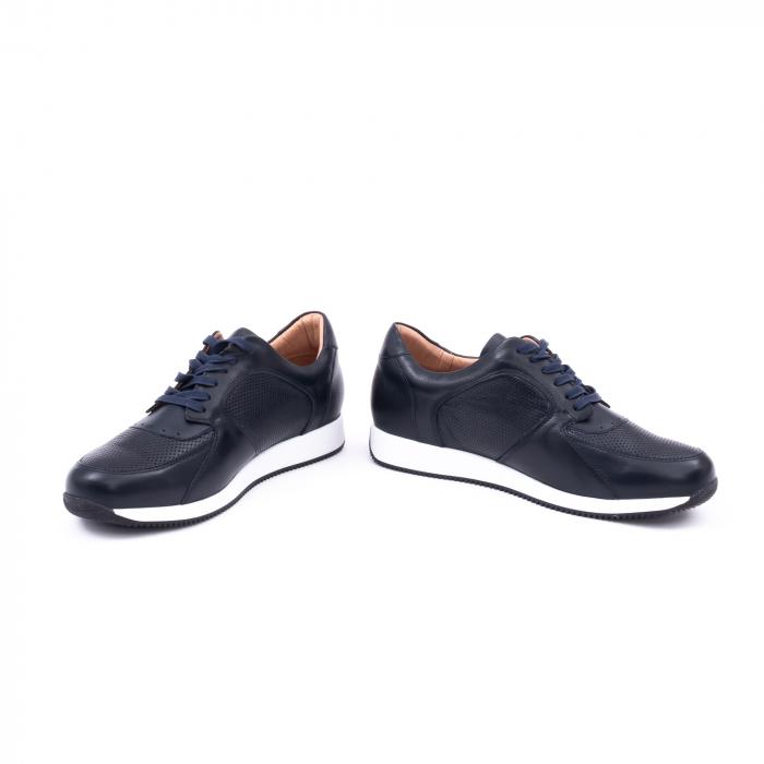 Pantof casual barbat LFX 519 bleumarin 4