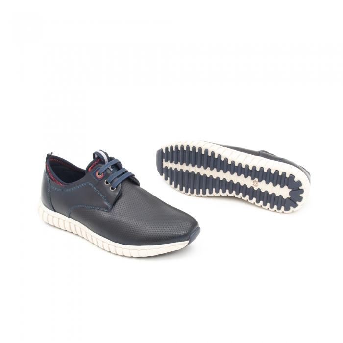 Pantof casual barbat LFX 942 bleumarin 2