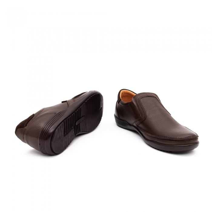 Pantof casual barbat OT 220 maro 4