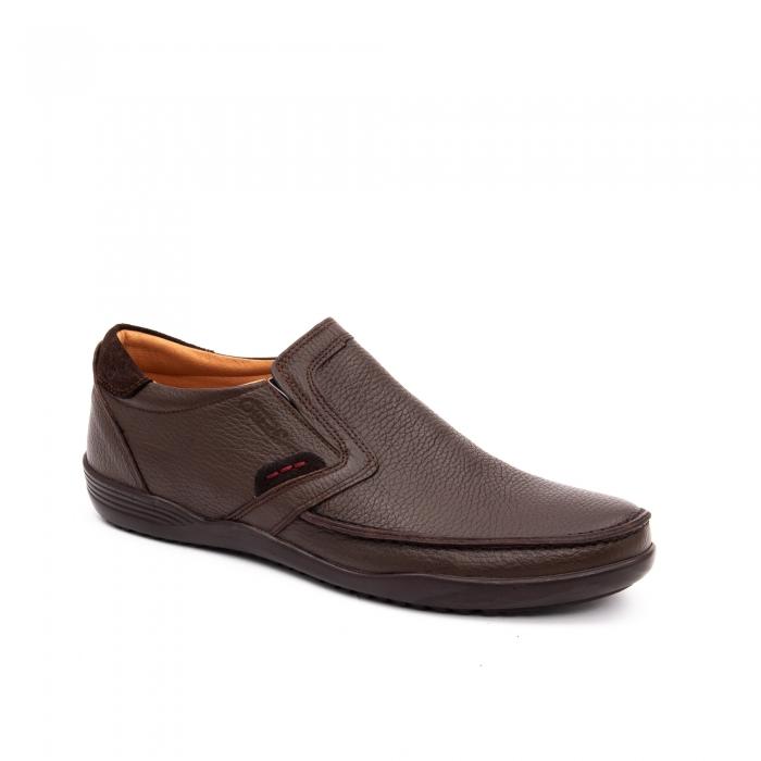 Pantof casual barbat OT 220 maro 0