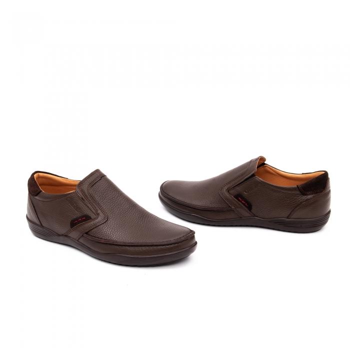 Pantof casual barbat OT 220 maro 1