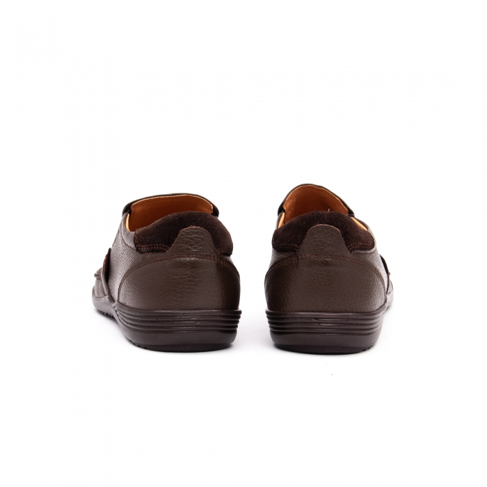 Pantof casual barbat OT 220 maro 2