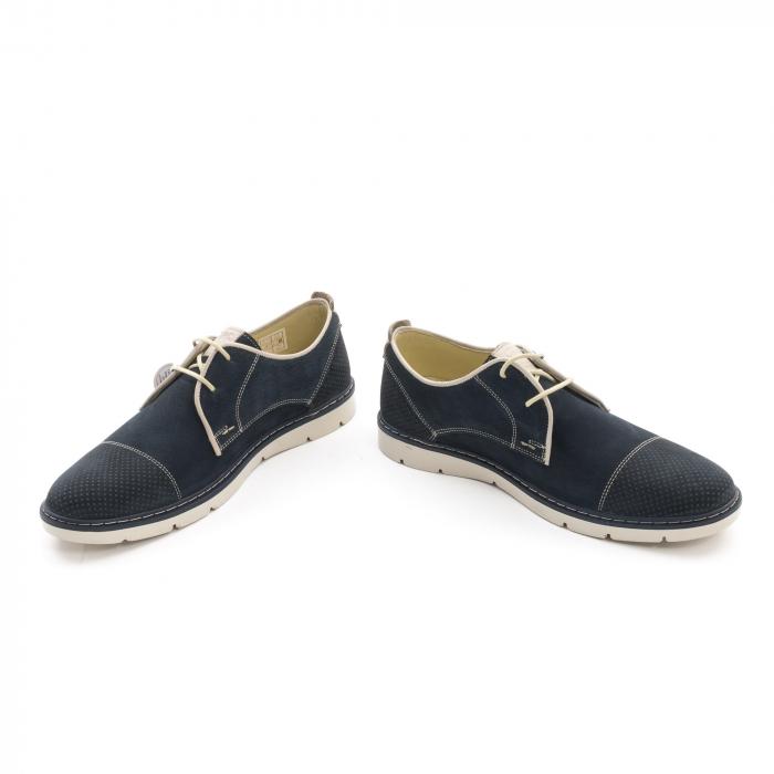 Pantof casual barbat OT 5925 42-2 bleumarin