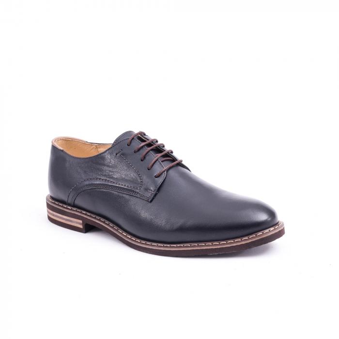 Pantof casual CataliShoes 171534CR bleumarin 3