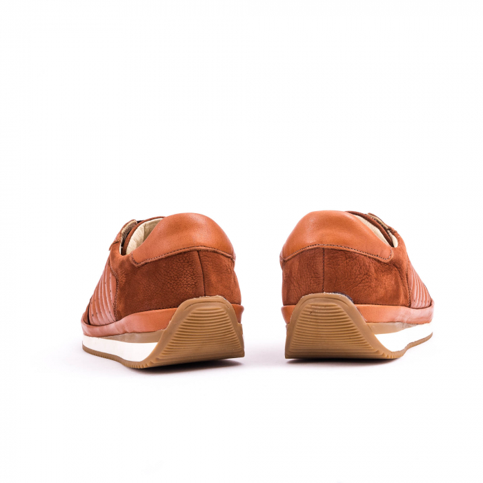 Pantof casual CataliShoes 191534 STAR maro 6