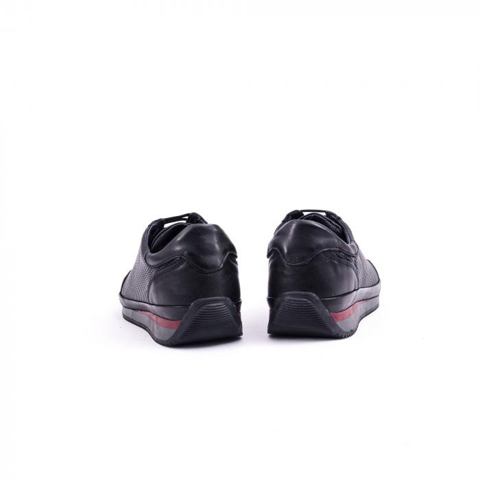 Pantof casual CataliShoes 191535 STAR negru 6