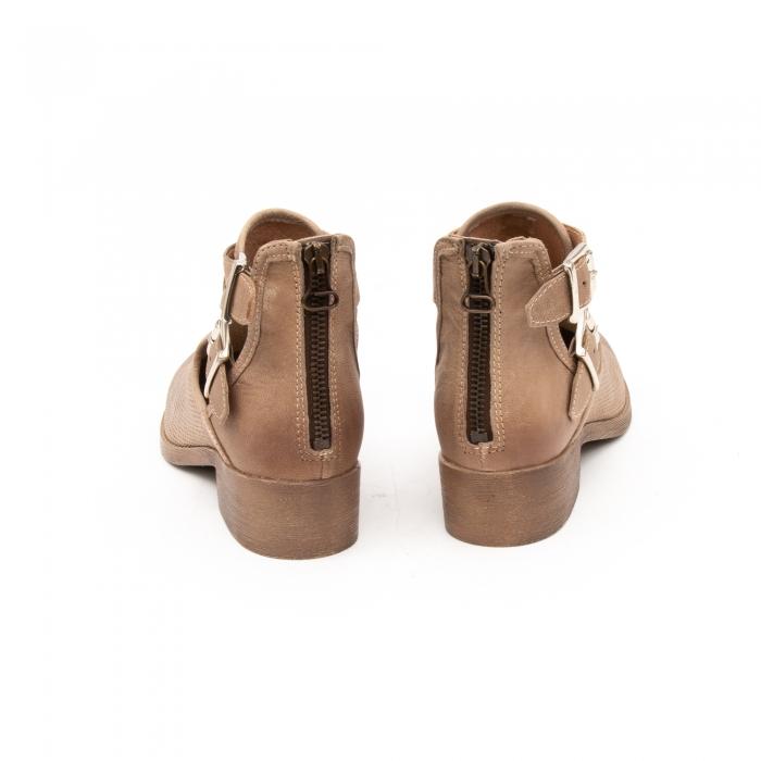 Pantof casual dama cod LFX 320 crem nisip