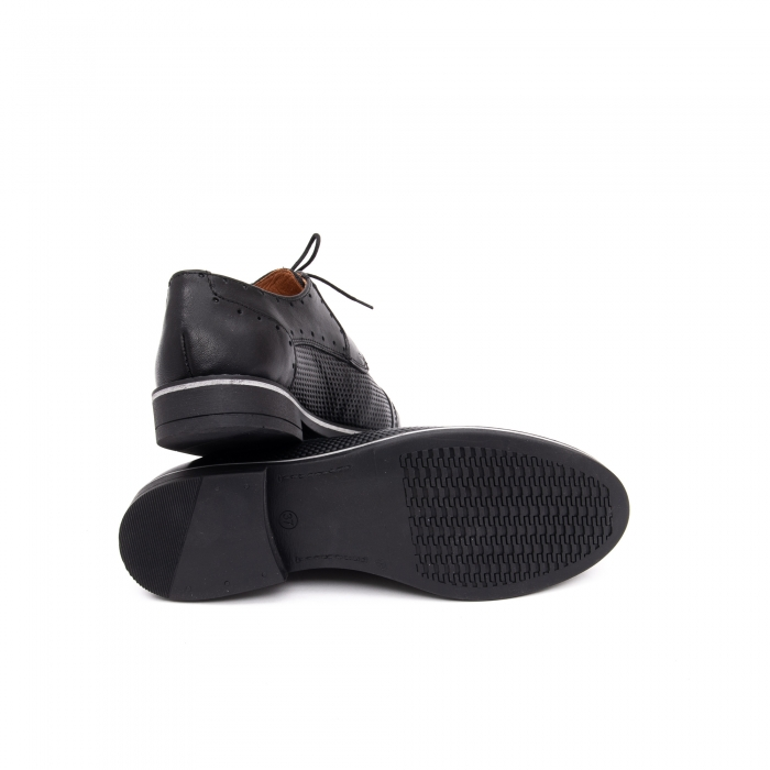 Pantof casual dama LFX 094 negru 4