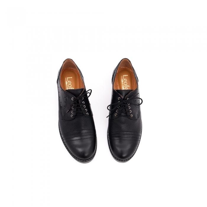 Pantof casual dama LFX 094 negru 5