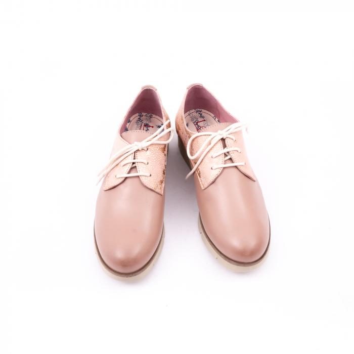 Pantof casual dama LFX 200 pudra 5