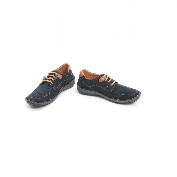 Pantof  de vara OT 9568 bleumarin