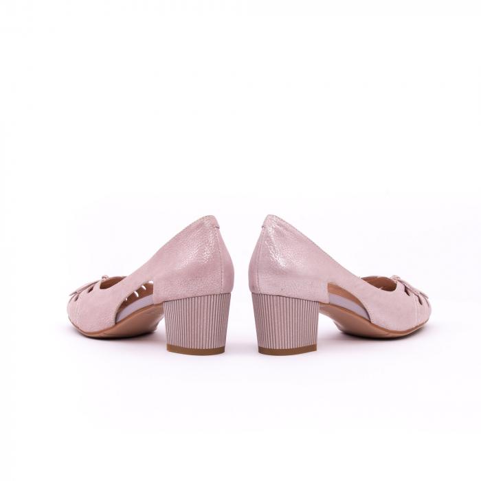 Pantof decupat dama JYH363 nude