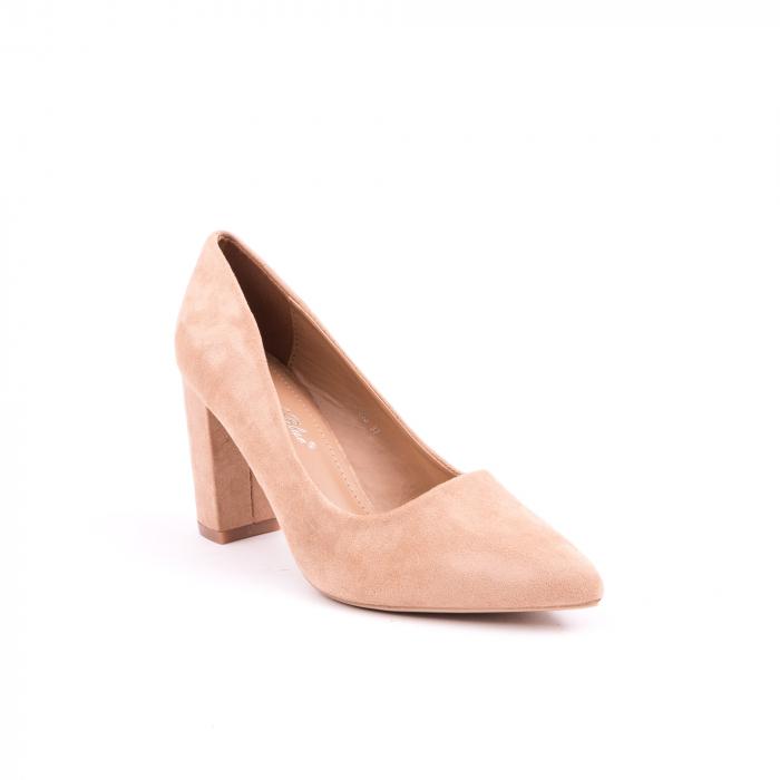 Pantof elegant 659 nude 0