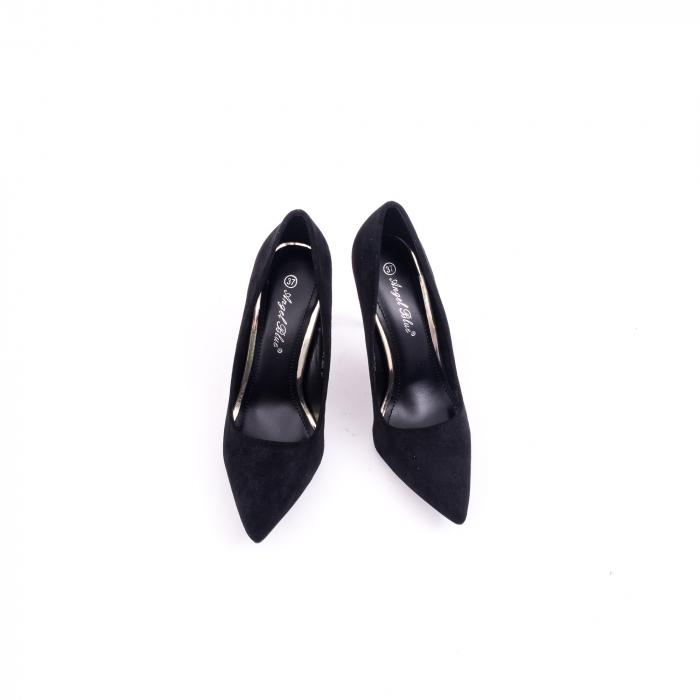 Pantof elegant 669 negru 5