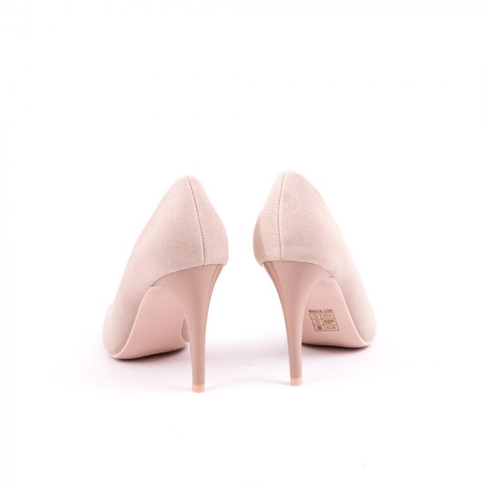 Pantof elegant 669 nude