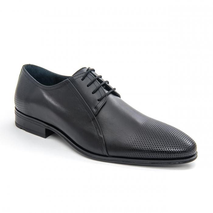pantofi-barbati-eleganti-piele-naturala-leofex-743-negru 0
