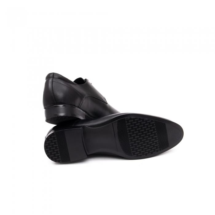Pantof elegant barbat LFX 935 negru 4