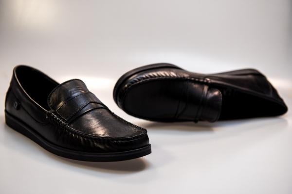 Pantof elegant barbat LFX 946 negru