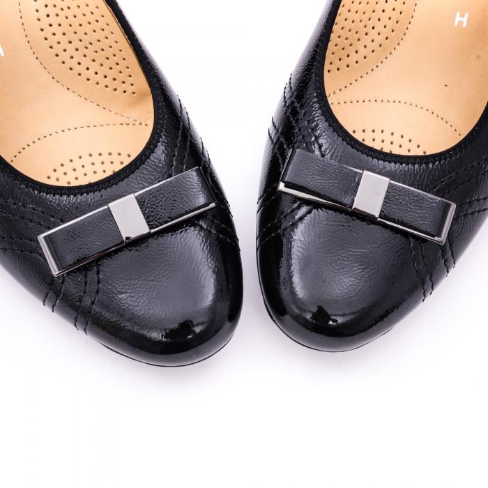 Pantof piele naturala lacuita marca ARA 12-35815 6